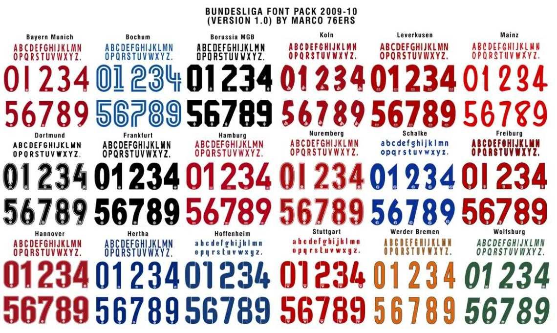 Download 8 Number Fonts Free Download Images - Printable Number ...