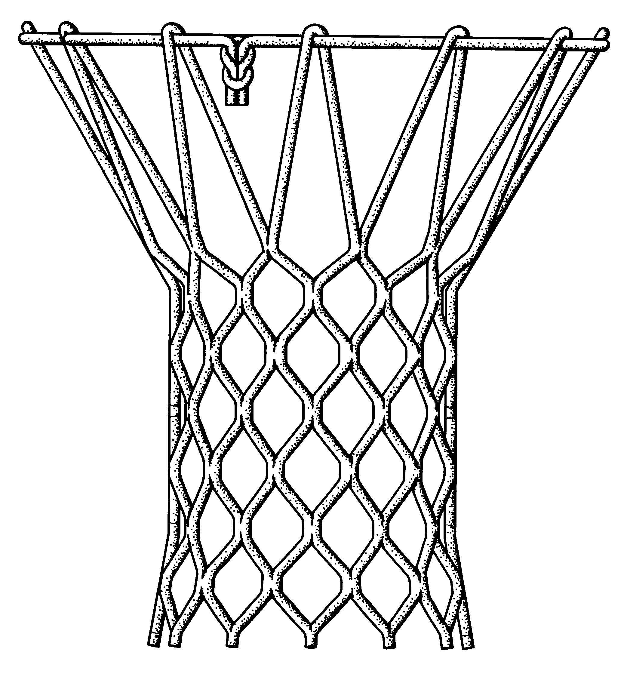 16 Free Vector Basketball Net Images
