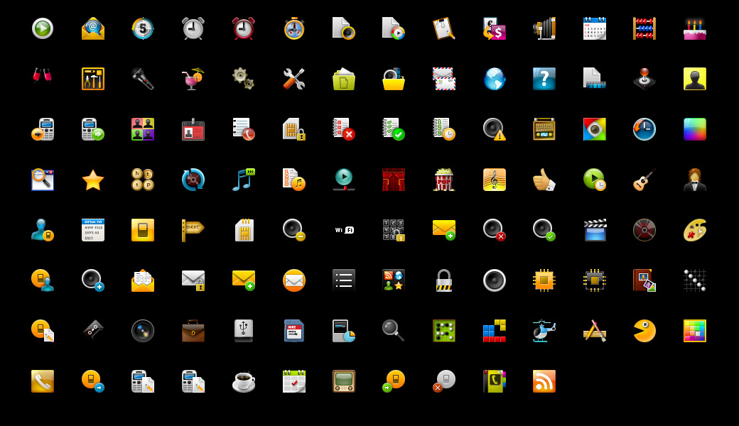 19 Cell Phone App Icons Images - Mobile App Icon, Cell Phone Android App Icon and Mobile Phone ...