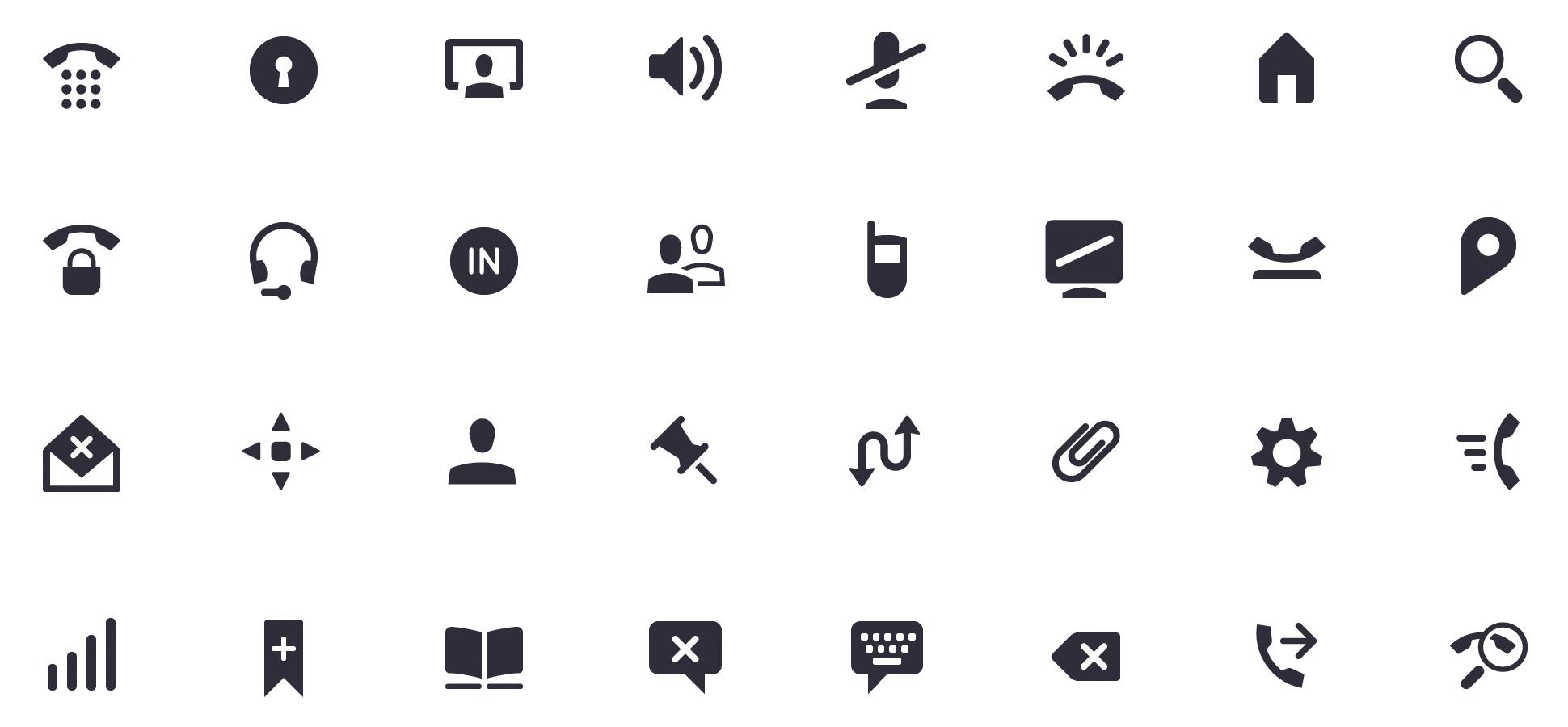 8 Cisco Phone Icons Images