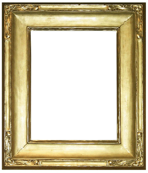 11 Gold Picture Frame Template PSD Images - PSD Gold ...
