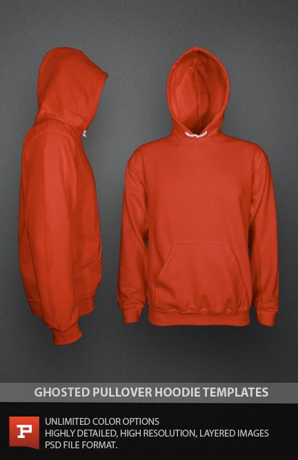 12 PSD Womens Hoodies Images Pullover Hoodie Mockup Templates Pullover Sweatshirt Template