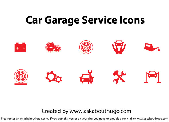 12 Best Auto Repair Icons Images Auto Repair Shop Icons