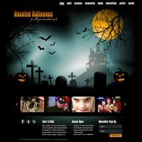 halloween templates for photoshop