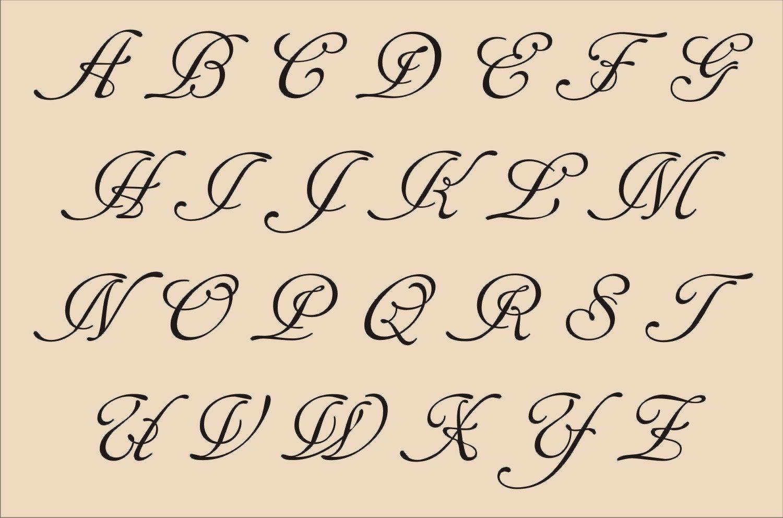 13 Printable Fancy Letter Fonts Images Fancy Alphabet Letter Stencil Fancy Cursive Letters Printable And Fancy Alphabet Letters Printable Stencils Newdesignfile Com