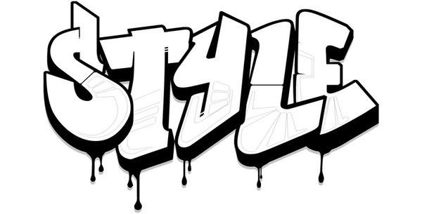 Cool Graffiti Drawings Paper