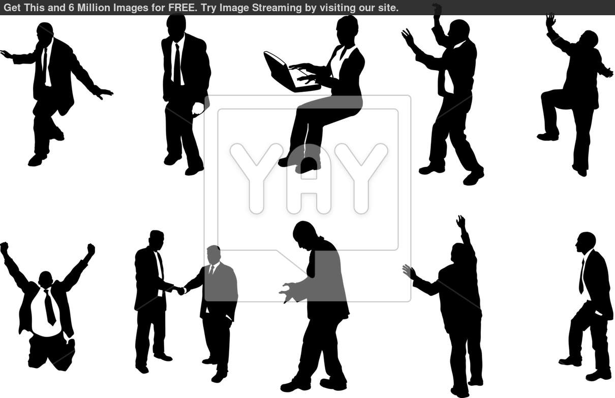 Free Vector Silhouette File Page 3