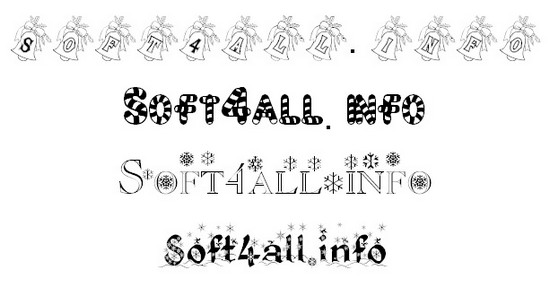 Christmas Style Font Microsoft Word | Thecannonball org