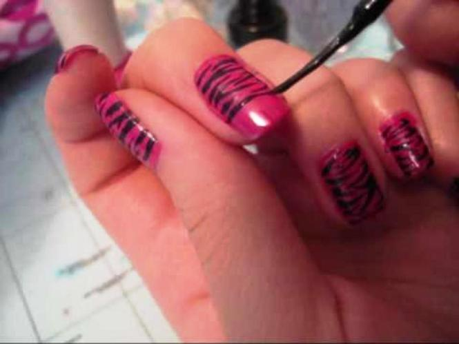 Diy Lollipop Nail Design Do It Yourself Fashion Tips Projects