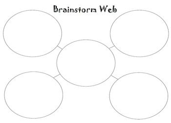 Graphic organizers are visual charts and tools used to represent and organize knowledge or ideas. 12 Web Graphic Organizer Images Writing Web Graphic Organizer Word Web Graphic Organizer And Printable Web Graphic Organizer Newdesignfile Com