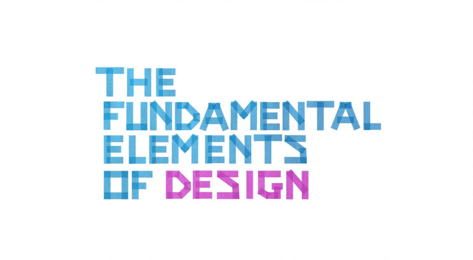 15 12 Elements Of Design Images