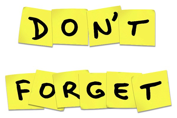 12 Icon Friendly Reminder Images - Friendly Reminder Clip ...