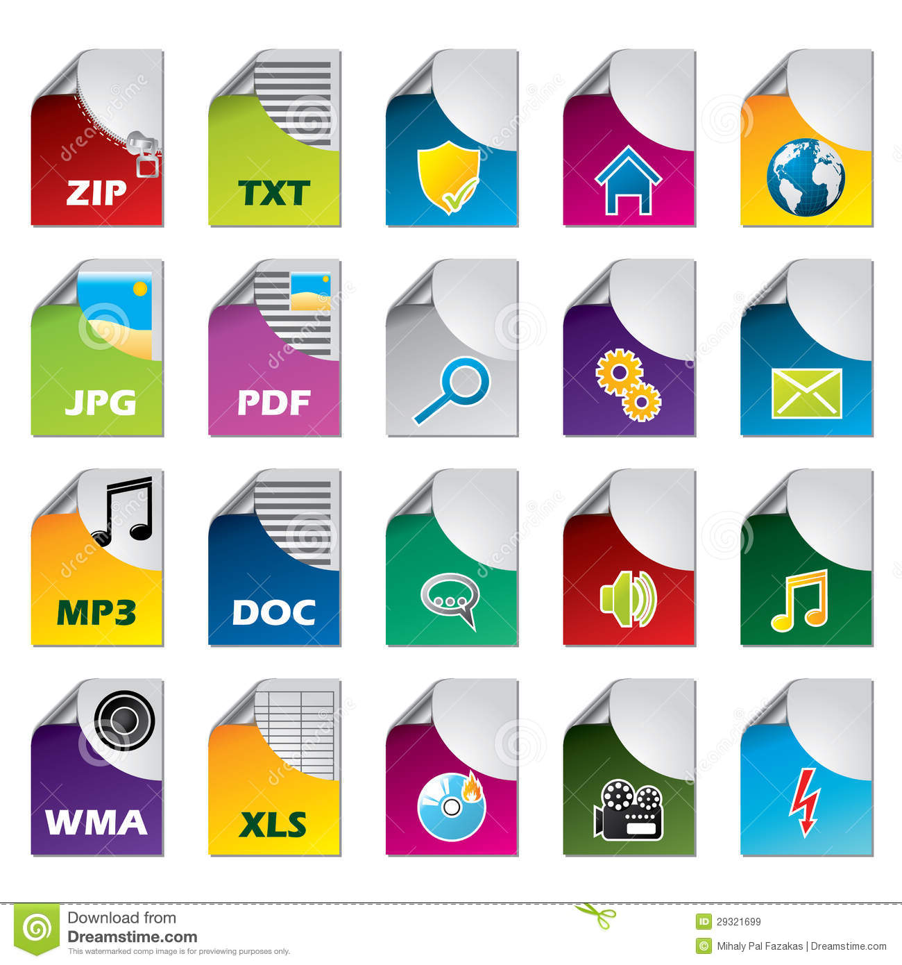 14 Icon For File Types Xp Images