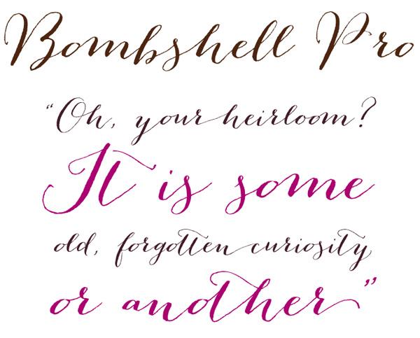 Most Wedding Invitation Fonts Unique