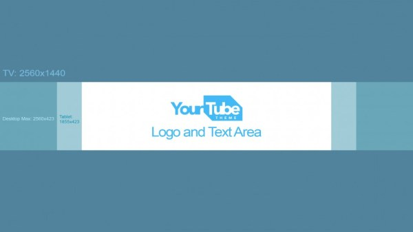 15 YT Banner Template PSD Images - YouTube Banner Template ...