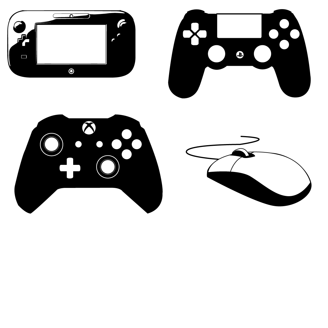 16 Controller Icon Vector Images