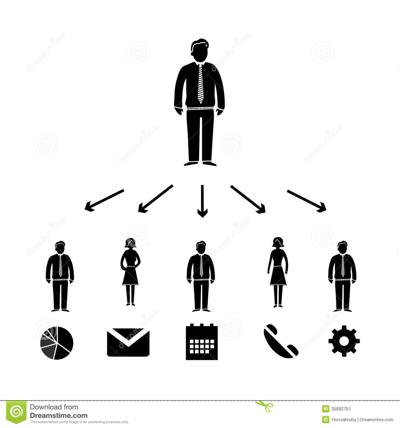 13 Infographic Person Icon White Images