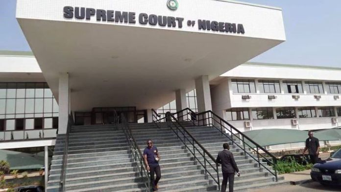 Bayelsa Supreme Court Judgment