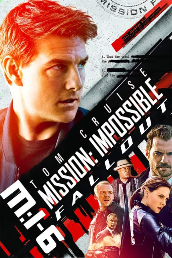 Mission Impossible Fallout DVD Release Date Redbox