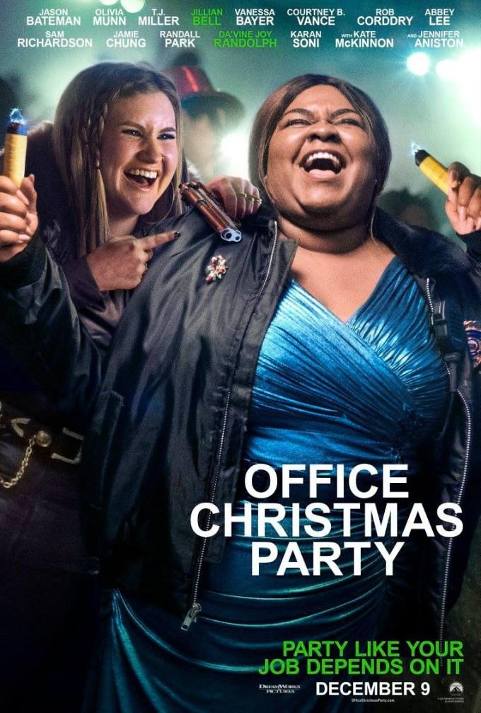 office christmas party dvd release date redbox netflix itunes