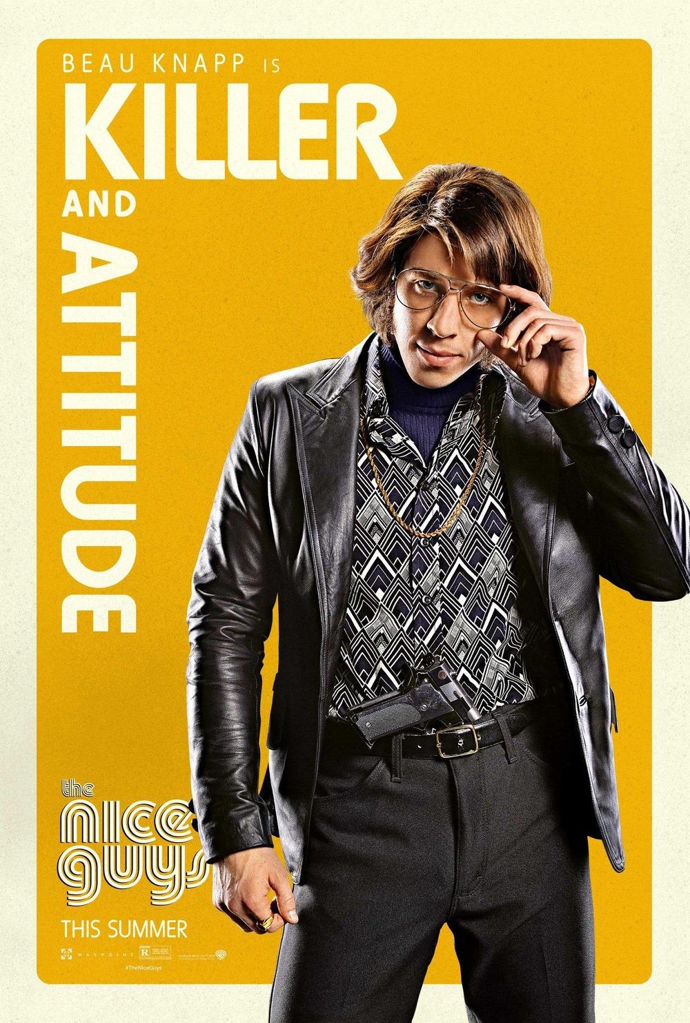 The Nice Guys DVD Release Date Redbox Netflix ITunes Amazon