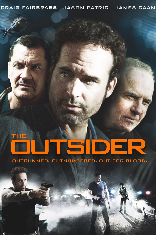 Poster do filme The Outsider
