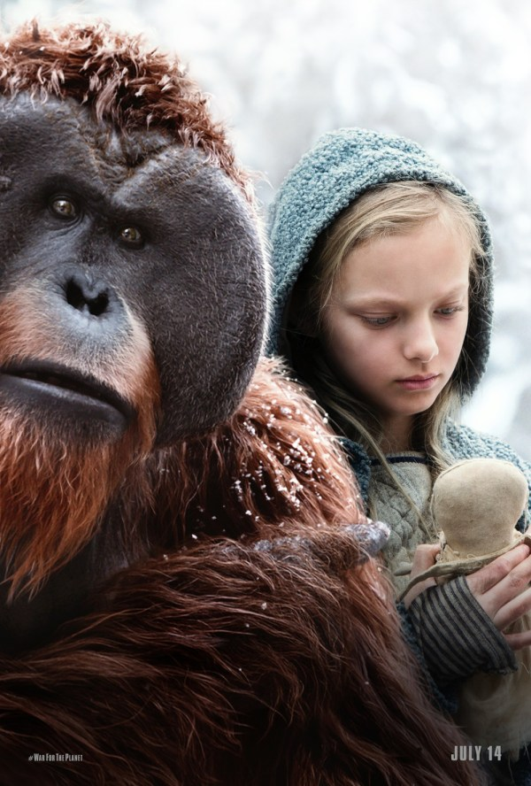 War for the Planet of the Apes DVD Release Date   Redbox ...