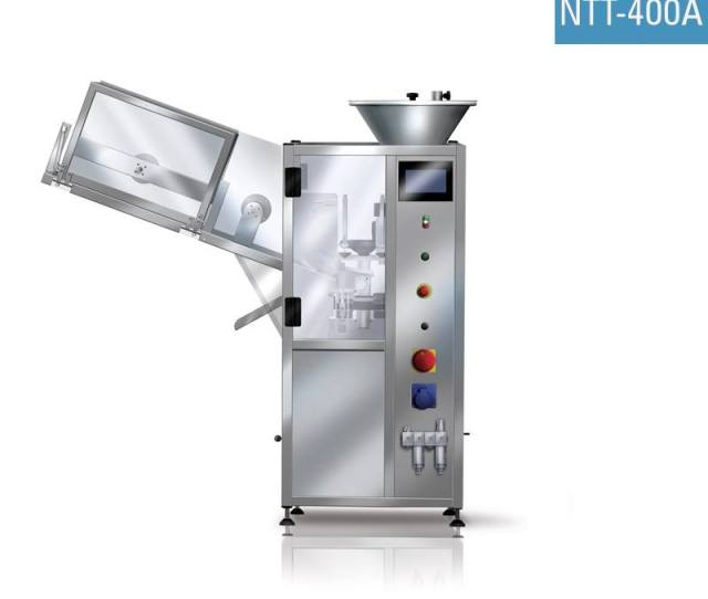 Tube Filling And Sealing Machine Model Tub A