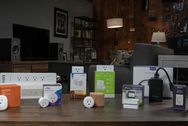 Smart plugs, smart sockets,