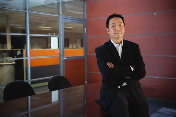 Lee Cheng has never lost an appeal against a patent troll.