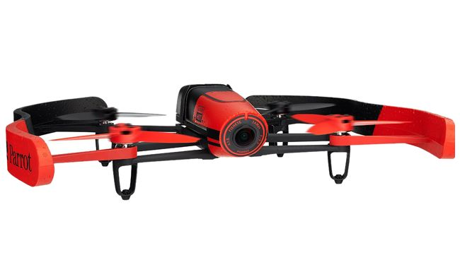 BeBop Drone 14 MP Full HD 1080p Fisheye Camera Quadcopter