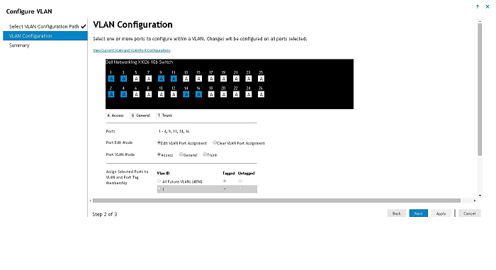 New Dell X-Series Managed Network Switch Flaunts Its GUI