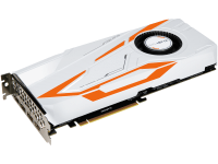 GIGABYTE AORUS GeForce GTX 1080 Ti DirectX 12 GV-N108TTURBO-11GD 11GB 352-Bit GDDR5X PCI Express 3.0 x16 Video Card