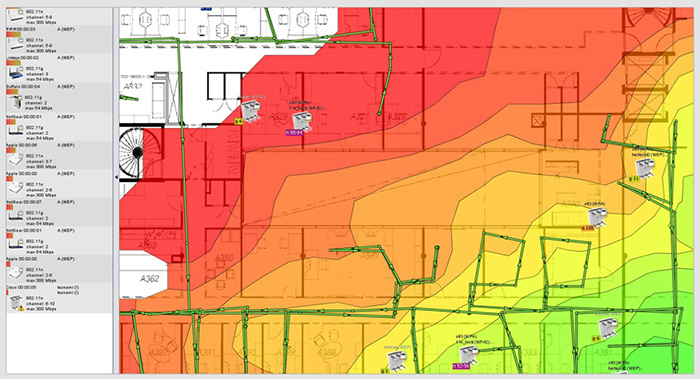 How to Create Your Own Wi-Fi™ Heat Map
