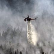 Sparks Fly for Drone Technology and Firefighters