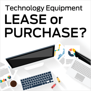 lease tech equipment