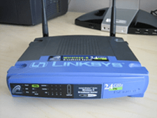 Linksys WRT54G - destined for museums' historic technology exhibit