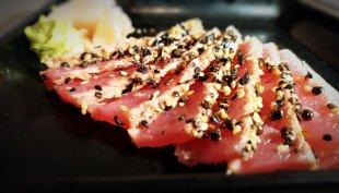 Seared Tuna App
