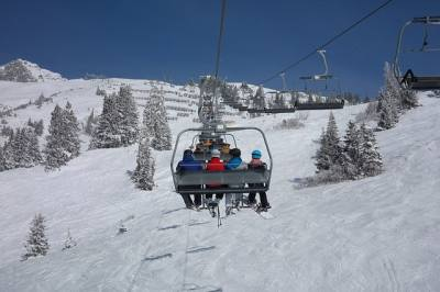 Ski Season is nearly here! Boston Ski Expo will be here in November!