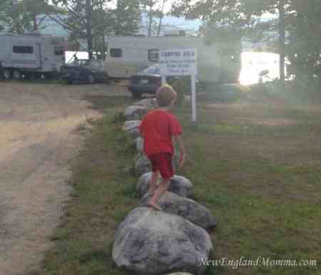 Campground directories for all the New England states!