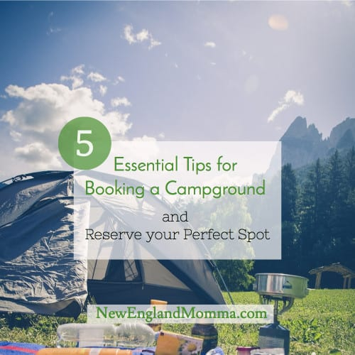 Looking to book a campground soon? It may seem overwhelming at first but here are the tips you need to help you out!