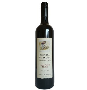 2004 Basket Pressed Merlot- $39.99