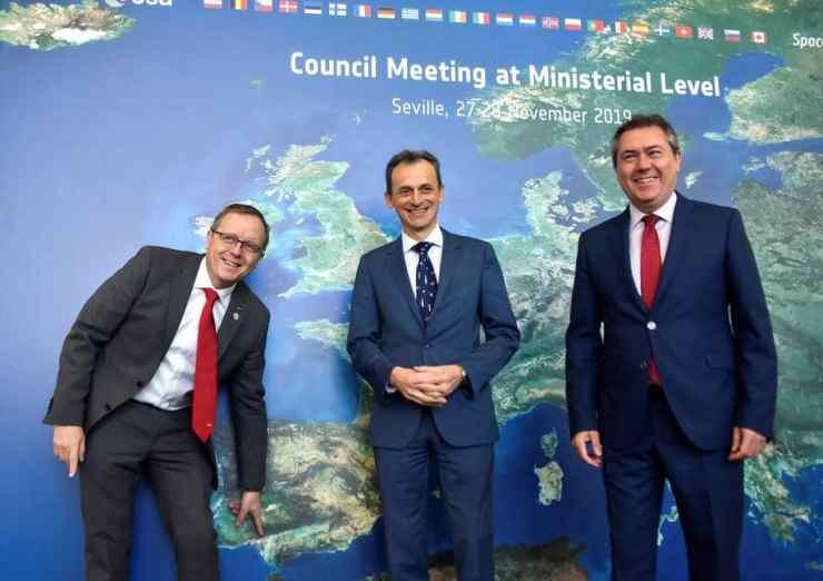 Agencia Espacial Europea ve aumento histórico del presupuesto 2