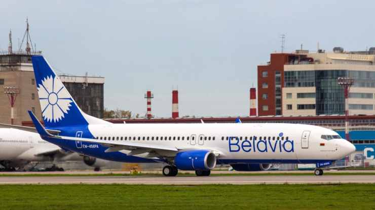Bielorrusia aumentará vuelos a Kazajstán 12