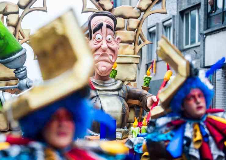 Ciudad belga elimina el carnaval de la lista de la UNESCO por acusaciones antisemitas 12