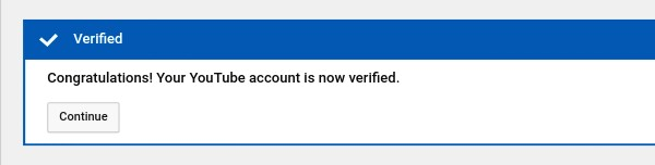 your-youtube-account-is-verified
