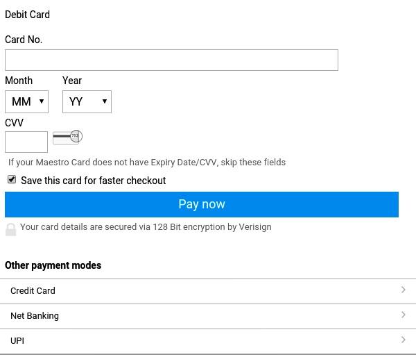 fill-debit-card-detail