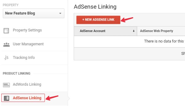 click-on-new-adsense-link