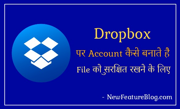 create dropbox account