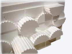 Foam Moldings from Raw Blocks